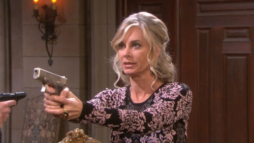 Days of Our Lives Spoilers: Huge Recast Shocker – The Young and the Restless Eileen Davidson Replaced, New Kristen DiMera in Salem
