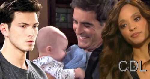 Days of Our Lives Spoilers: Lani Fixates On Jordan's Baby David - Refuses To Let Ben See Nephew