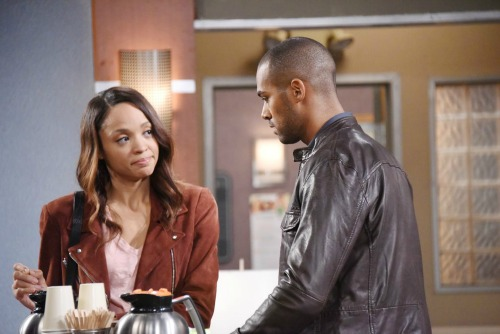 Days of Our Lives Spoilers: Eli Learns He's The Baby Daddy, Lani Begs for His Silence