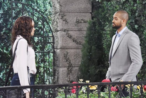 Days of Our Lives Spoilers: Monday, July 17 - Andre and Abigail Plot Against Dario – Sonny Gets Hypnotized – Eli Tempts Lani