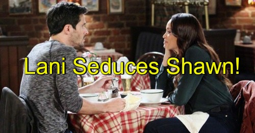 Days of Our Lives (DOOL) Spoilers: Sex-Crazed Lani Tricks Shawn at Shady Motel – Philip Thinks Belle Still Loves Ex