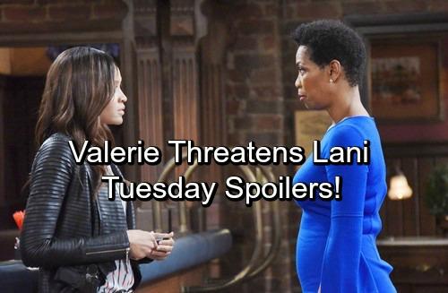 Days of Our Lives Spoilers: Tuesday, February 6 - Gabi's Arrest – Valerie's Ultimatum Stuns Lani – JJ's New Career