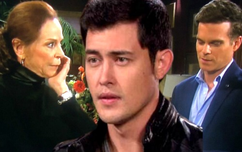 Days of Our Lives Spoilers for Next 2 Weeks: Captive Marlena Begs Stefan for Freedom – Brady's Daring Wager – Gabi Is Devastated