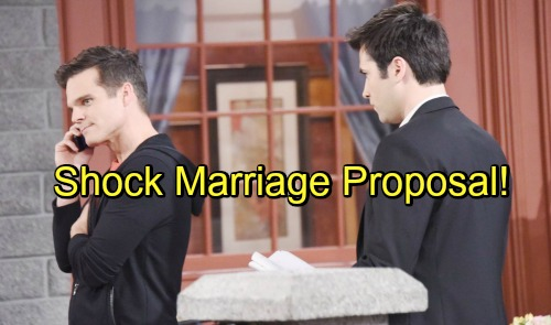 Days of Our Lives Spoilers: Sonny Faces Shocking Marriage Proposal