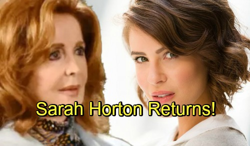 Days of Our Lives Spoilers: Sarah Horton Returns with a Secret – Maggie Blown Away by Daughter's Shocker