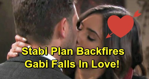 Days of Our Lives Spoilers: Gabi Sets Steamy Trap for Stefan – Plan Backfires, Stabi's New Romance Turns Real