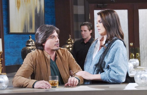 Days of Our Lives Spoilers: Stefan Beats Out Lonely Lucas For Chloe's Love - Hot New Days Couple