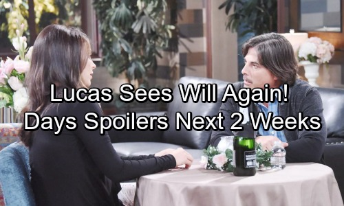 Days of Our Lives Spoilers: Next 2 Weeks - Kate and Clyde Face Off – Sami's Comeback – Lucas Sees Will Again