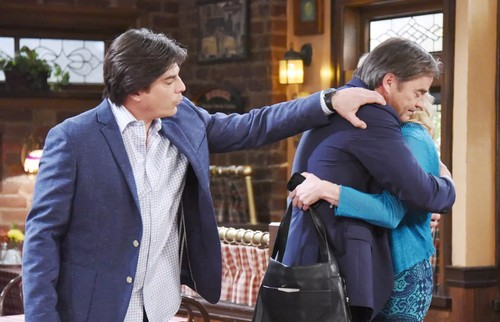 Days of Our Lives Spoilers: Tuesday, July 18 - Hattie's Back – Theo Gives Abigail Shocking Proof – Justin's Big Offer