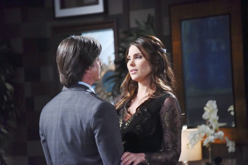 Days of Our Lives Spoilers: Thursday, May 3 – Kate Stuns Chad with DID News – Lucas Struggles with Temptation
