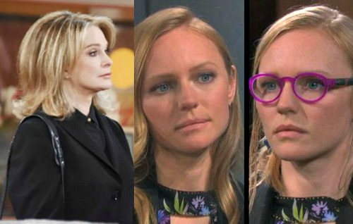 Days of Our Lives Spoilers: Dr. Laura Derails Abigail's Session with Marlena – Stunning Encounter Ahead