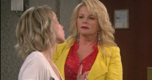 Days of Our Lives Spoilers: Belle Stuck Between Mimi and Chloe - Old Rivalries Resurface