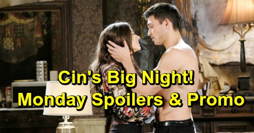 Days of Our Lives Spoilers: Monday, April 15 – Newlyweds Jack and Eve Make Love – Claire Backs Down - Ben's Hot Night with Ciara