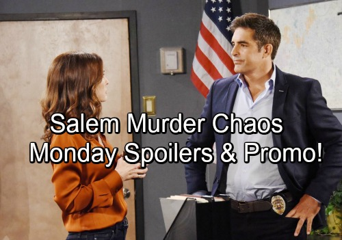 Days of Our Lives Spoilers: Monday, January 22 Murder Chaos, Rafe's Shocking Discovery – Gabi Seeks Stefan's Help