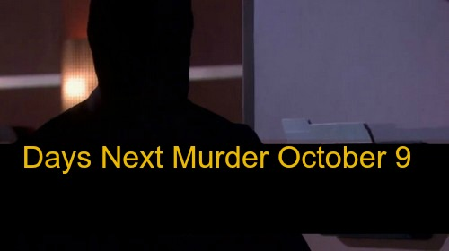 Days of Our Lives (DOOL) Spoilers: Will Finds Clue, Leads to Murder on October 9 – Heartbroken Sami Returns October 12