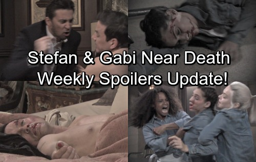 Days of Our Lives Spoilers: Week of April 23 Update – Chad Arrested for Stefan's Attempted Murder – Bloody Gabi Left for Dead