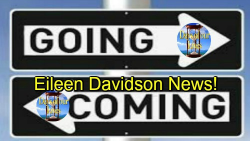 Days of Our Lives Spoilers: Comings and Goings – Shawn and Belle's Return – DOOL Wants Eileen Davidson Back as Kristen