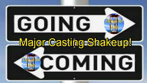 Days of Our Lives Spoilers: Comings and Goings – Ben's Return Changes Salem – Casting Shakeup Details
