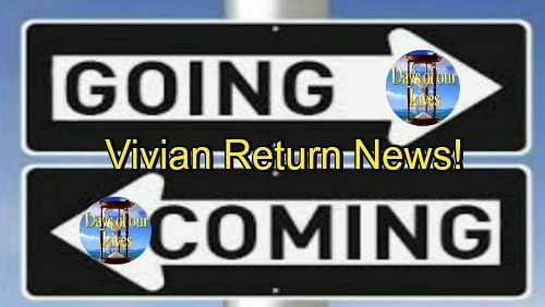 Days of Our Lives Spoilers: Comings and Goings – Louise Sorel Shuts Down Vivian Comeback – Critical Exits and Returns