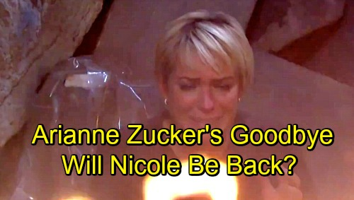 Days of Our Lives Spoilers: Arianne Zucker Weighs in on Nicole's Tragic Death – Is She Really Dead, Possible Return?