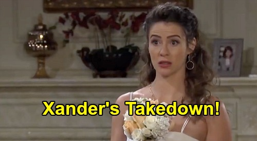 Days of Our Lives Spoilers: Xander's Takedown - Nicole & Abe Find Dr. Raynor, Baby Swap Confession Ruins Lives