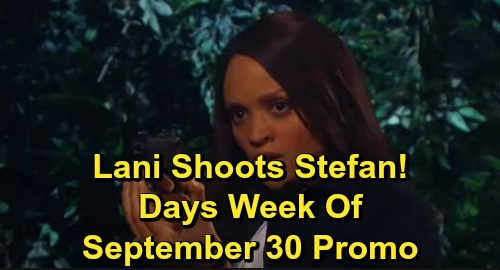 Days of Our Lives Spoilers: Week Of September 30 Preview - Two Pregnancies Revealed - Julie's On Death's Door - Stefan Shot Trying To Save Vivian