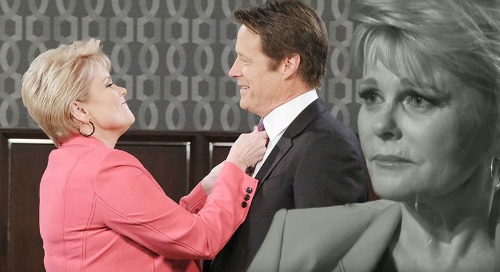 Days of Our Lives Spoilers: Jack's Goodbye To Adrienne Missing - Cut Scene Has Fans Outraged