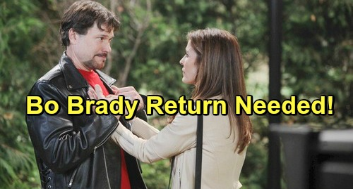 Days of Our Lives Spoilers: Bo Brady's Return Needed Desperately - Hope Recommits to Rafe, Stale Pairing Continues