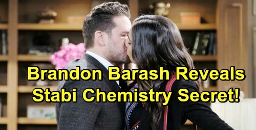 Days of Our Lives Spoilers: Gabi and Stefan's Passion Erupts – Brandon Barash Reveals Why Twisted Romance Works