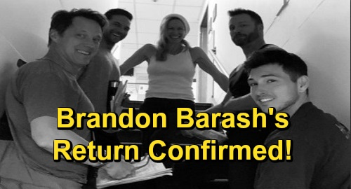 Days of Our Lives Spoilers: Brandon Barash's Return Confirmed – Future of Stefan DiMera Revealed, New Chapter for 'Stabi'