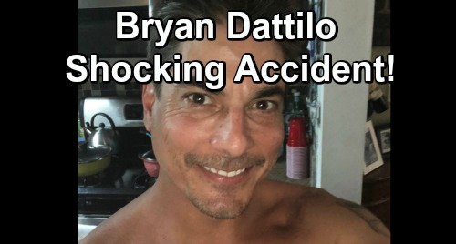 Days of Our Lives Spoilers: Bryan Dattilo Shares Injury News with Fans – DOOL's Star Surprising Accident