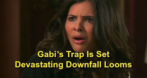 Days of Our Lives Spoilers: Gabi's Trap Is Set, Devastating Downfall Looms – Kristen and Lani's Sneaky Plan Kicks Off