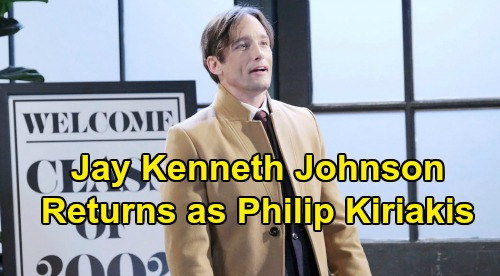 Days of Our Lives Spoilers: Jay Kenneth Johnson Returns as Philip Kiriakis – Will Other Last Blast Crew Members Follow?