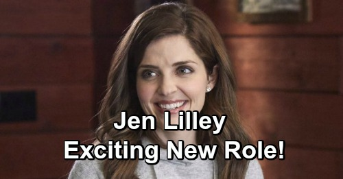 Days of Our Lives Spoilers: Jen Lilley's Exciting New Role