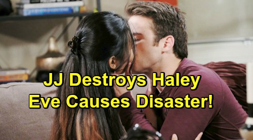 Days of Our Lives Spoilers: JJ's Massive Mistake, Trusts Jack with Haley's Secret – Eve's Betrayal Brings Shocking Scandal