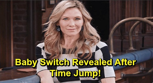 Days of Our Lives Spoilers: Baby Switch Revealed After Time Jump – Kristen Pregnant and Sarah Bails on Abortion, Perfect Soapy Setup?