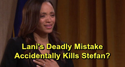 Days of Our Lives Spoilers: Lani's Horrible Mistake - Shoots, Kills Stefan?