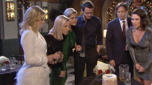 Days of Our Lives Spoilers: Jan's Deadly Plan Goes Up In Smoke - Phillip Saves The Day - 'Last Blast Reunion' Finale Recap