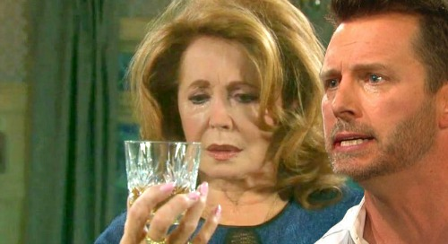Days of Our Lives Spoilers: Maggie Back On The Bottle - Brady Finds Her Passed Out Drunk