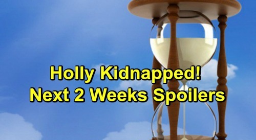Days of Our Lives Spoilers Next 2 Weeks: Holly's Kidnapped, Nicole's Big Comeback – Ted's Shocking Agenda – Chloe's Suspicious Find