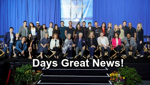 Days of Our Lives Spoilers: DOOL Renewed for Season 55 – Exciting News for Fans, More Drama to Come