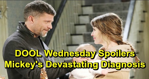 Days of Our Lives Spoilers: Wednesday, December 11 – Eric and Sarah Crushed Over Mickey's Cancer – Ciara's Desperate Plea to Justin
