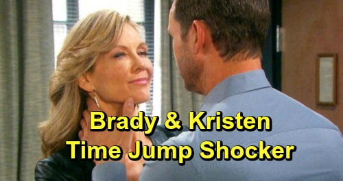 Days of Our Lives Spoilers: Duped Brady Builds Happy 'Bristen' Family – Bonds with Stolen Baby, Accepts Kristen After Time Jump