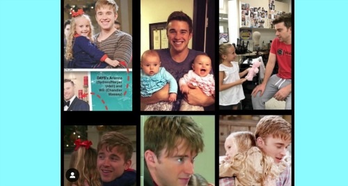 Days of Our Lives Spoilers: Udell Twins Show Love for TV Dad Chandler Massey – Harper and Sydnee's Special Birthday Message