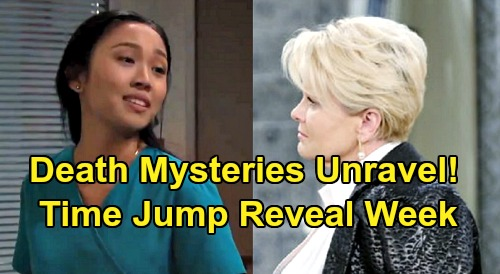 Days of Our Lives Spoilers: Huge Death Mysteries Unravel - DOOL's Big January Event – Special Week of Time Jump Reveals