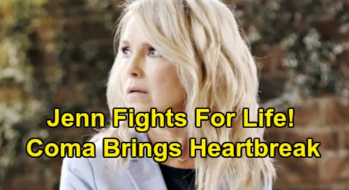 Days of Our Lives Spoilers: Jennifer Fights for Her Life in the Hospital – Coma Brings Heartbreak for Jack, Time Jump Twist?
