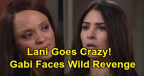 Days of Our Lives Spoilers: Lani Goes Crazy After Time Jump – Frames Gabi For Julie's New Pacemaker Disaster