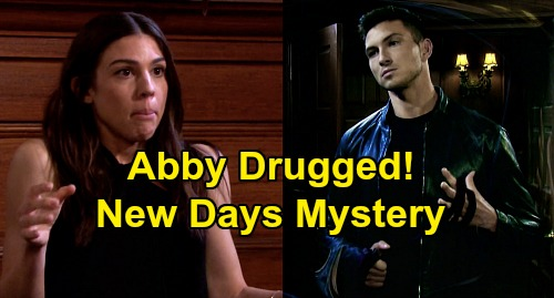Days of Our Lives Spoilers: Chad Blames Gabi for Drugged Abigail's Hallucinations of Ben – Lab Results Kick Off New DOOL Mystery