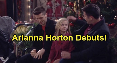 Days of Our Lives Spoilers: Arianna Horton Debuts - New Actresses Sydney Brower and Kingston Foster Join DOOL