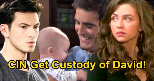Days of Our Lives Spoilers: Will Ben and Ciara Adopt David - Who Should Get Custody of Jordan's Son - Rafe Not Blood, But Ben Is